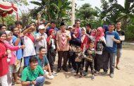 Wawako Padang Serukan Semangat Persatuan dan Kesatuan di Semarak HUT RI Pegambiran Permai