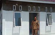 Pembangunan Mushola Al Ikhlas SD 02 Rantau Utara Capai 90 Persen