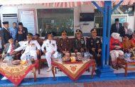 HUT RI Ke74 Kabupaten Labusel Di Hadiri Dandim 0209/LB, Diwarnai Pemberian Remisi