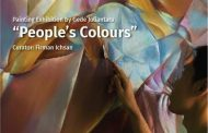 "Pameran Lukisan Oleh Gede Juliantara ""People's Colours"""