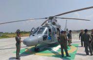 Pesud dan Helikopter Bantu Dua Kapal Eskorta Koarmada II