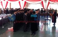 45 Anggota DPRD di Pamekasan, Resmi Dilantik Dan Mengucapkan Sumpah