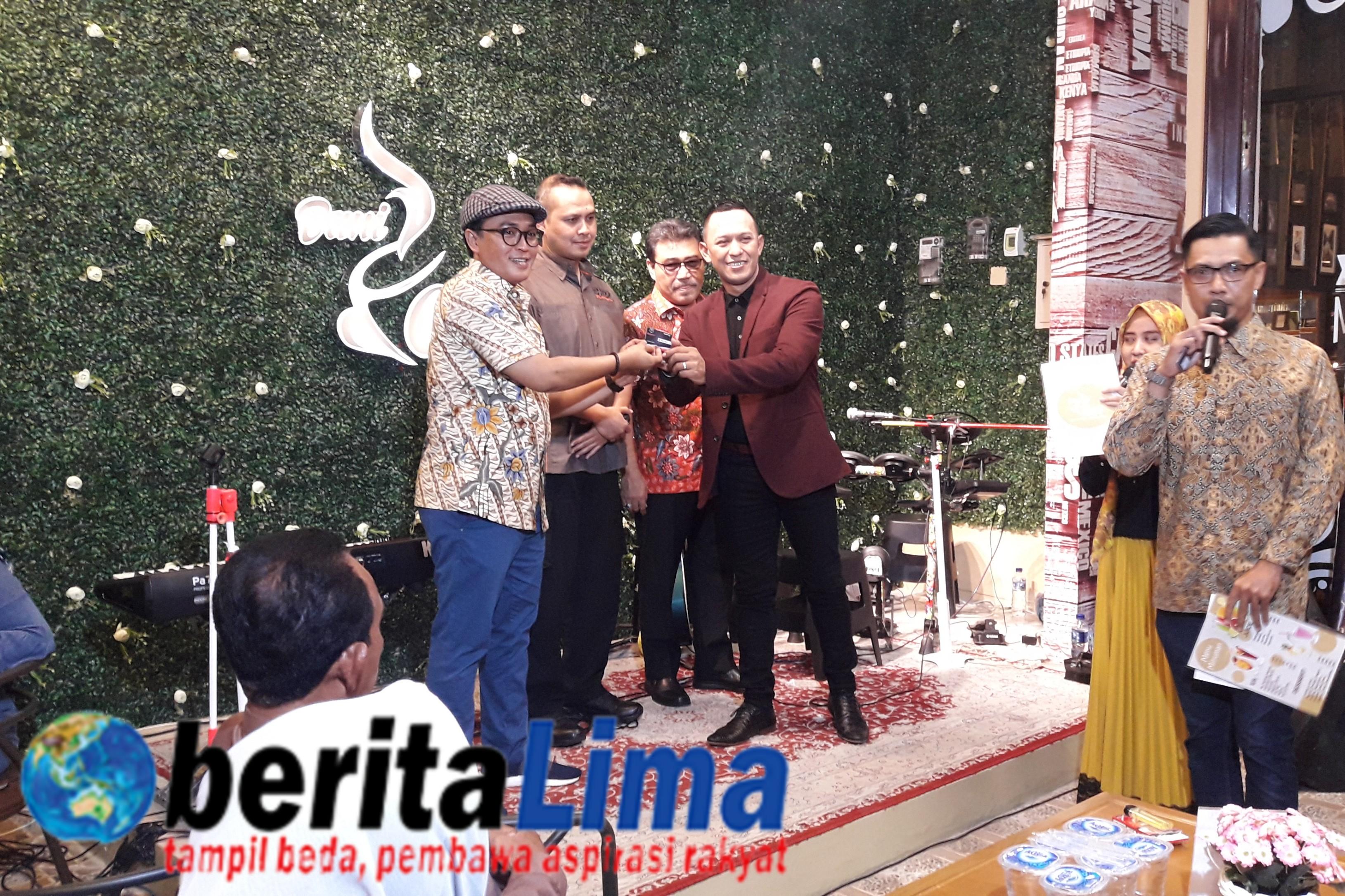 Meriah Grand Opening Bani Kafe & Fitness, Dihadiri Bupati Pamekasan