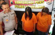 Dua Pelaku Pencuri di Artos Mall Diamankan Polres Magelang
