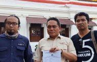 Dari Bukti CCTV, Wankum FC Laporkan Balik Syahril ke Polrestabes Surabaya