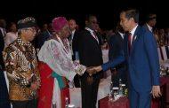 Presiden Jokowi di Pembukaan IAID 2019: Indonesia Sahabat Terpercaya