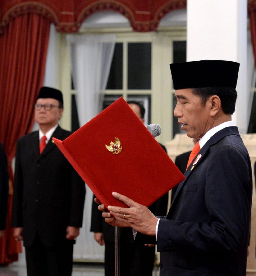 Presiden Jokowi Ajak Legislatif Fleksibel dan Cepat dalam Membuat Regulasi