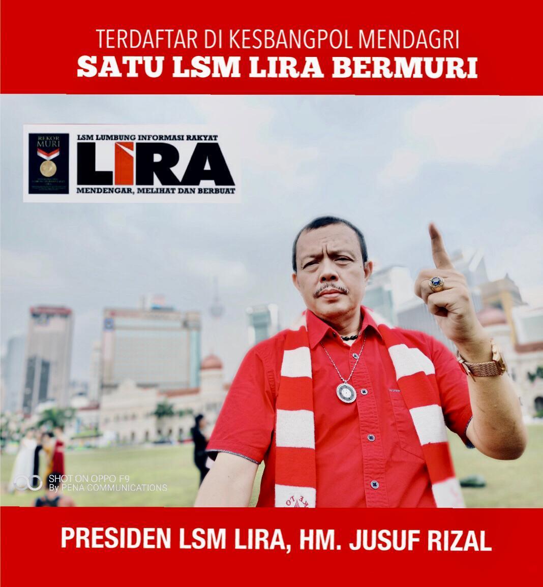 Presiden LSM LIRA: Dugaan Fee Proyek 7.5 Persen Hasil Pansus DPRD Sulsel Perlu Dilaporkan KPK
