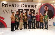 Private Dinner Bersama Ahok Perkenalkan Buku Barunya