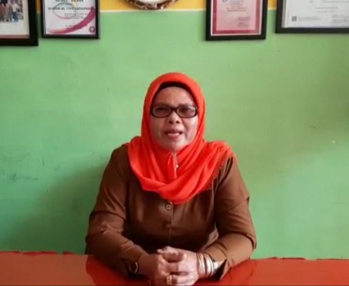 Hj Siti Apsah,  S Pd : Sampaikan Komitmen Tingkatkan Mutu Pendidikan SD 04 Rantau Utara