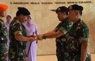 Panglima TNI Pimpin Sertijab Koorsahli Panglima TNI