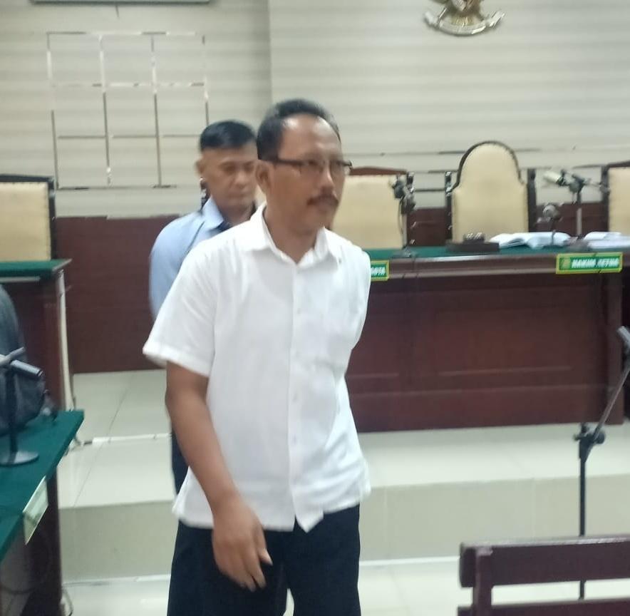 Suap Pembahasan APBD-P,  Sekda kota Malang Divonis 3 Tahun Penjara