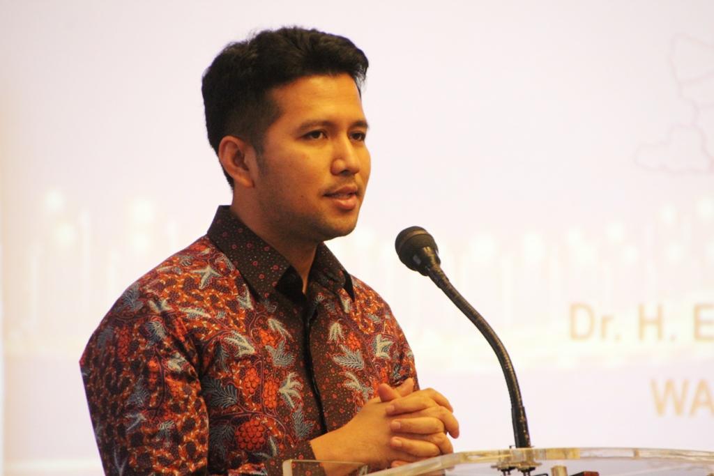 Tingkatkan Investasi Luar Negeri, Wagub Emil Minta Pemda Jaga Kepuasan Investor