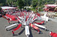 Upacara Kemerdekaan, Wali Kota Risma Sampaikan Cara Surabaya Siapkan SDM Berkualitas