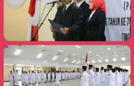 Walikota Madiun Kukuhkan 79 Anggota Paskibraka