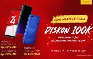 """Rayakan Hari Kemerdekaan Indonesia, realme Hadirkan """"Real Merdeka Deals"""" untuk Memberikan Promo Produk Terbaik realme"""