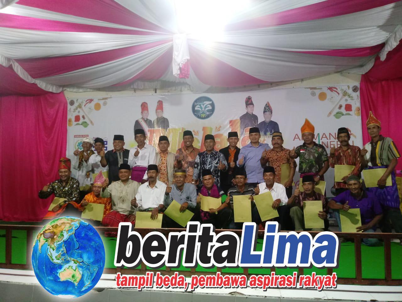 Bupati KSB Buka Festival Tradisional Melala 10 Muharam 1441 H