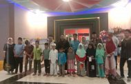 Santunan Yatim Piatu Warnai Launching Grand Royal Resto Gambiran