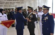 91 Pati TNI Terima Tanda Kehormatan