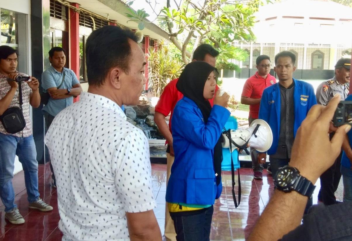Akhir Masa Jabatan, Kapolres Bangkalan Dapat Raport Merah