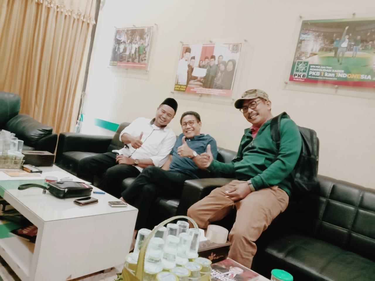 Soal Cawali Surabaya, Cak Ali Azhar Yakin Direkom Oleh PKB