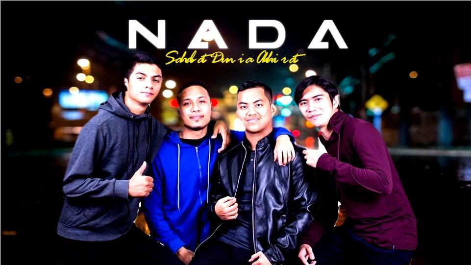 Grup 'Nada' Asal Malaysia Dilirik Penikmat Musik Tanahair