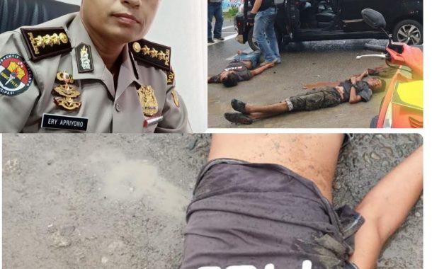 Baku Tembak di Aceh, Lima Orang Anggota KKB Dilumpuhkan