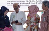 Usaha Keras XL Axiata Tingkatkan Kemajuan Perempuan Pelaku UKM di Daerah Teringgal