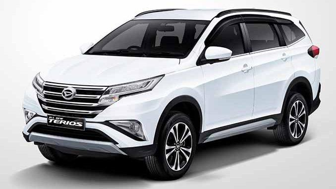 Penjualan Ritel Daihatsu Naik 7%