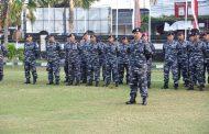 Rayakan Hari Jadi Korps Suplai, Danlanal Denpasar Pimpin Apel Khusus