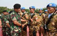 Panglima TNI : Prajurit TNI Dapatkan Kepercayaan Emban Tugas Internasional