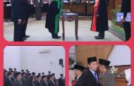 Sah! Feri Sudarsono Ketua DPRD Kabupaten Madiun