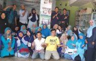 SGI Literat Babel Hadirkan Pemateri Pegiat Literasi Ferry Komeng dan Poni Auri