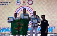 Ganjil IJI Turnamen, Personel Bakamla RI Sabet Medali Emas