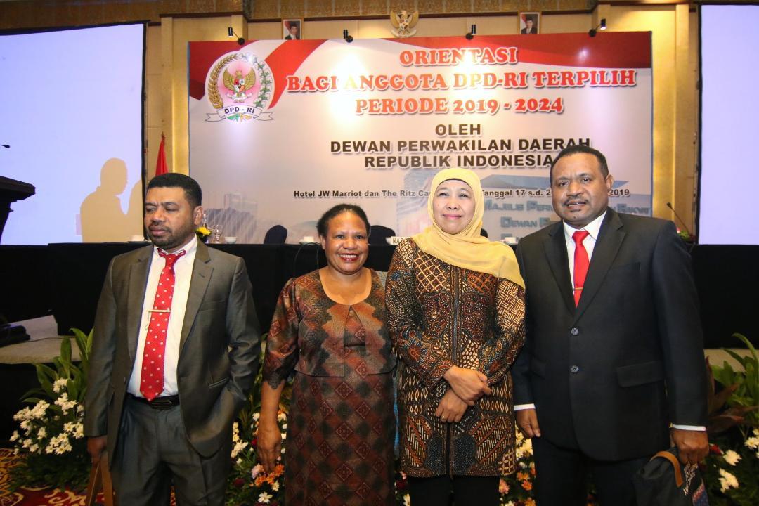 Gubernur Khofifah Paparkan Strategi Dan Tanggung Jawab Menjaga Kedaulatan NKRI