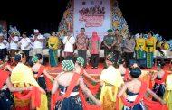 Buka Pawai dan Festival Seni Keagamaan Hindu, Gubernur Khofifah Tekankan Pentingnya Kebhinekaan