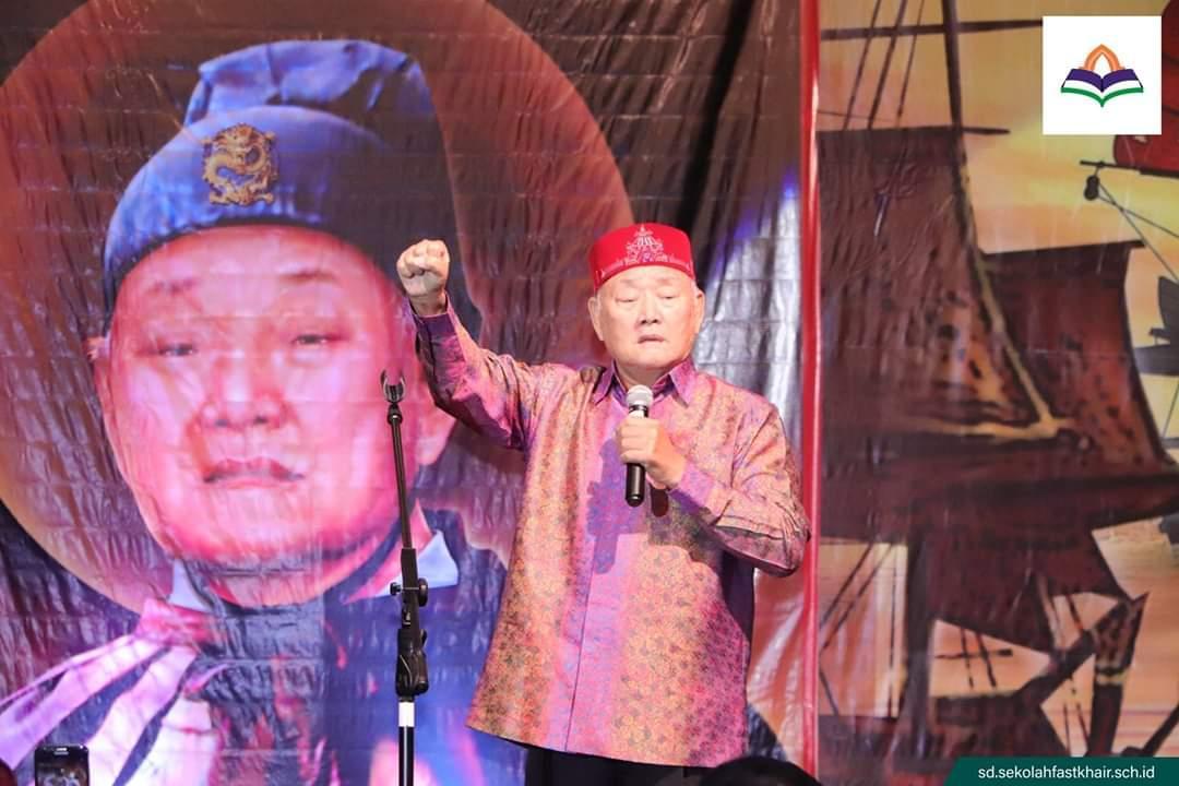 H.M. Jos Soetomo, Dukung Penuh Pemindahan Ibu Kota ke Kalimantan Timur