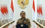 Presiden Jokowi Angkat Hanif Dhakiri sebagai Plt. Menpora