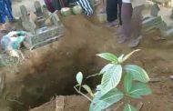 Sebuah Makam Diduga Dirusak Orang, Ini Penjelasannya