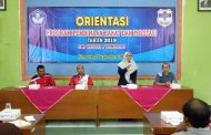 Kepala Disdikpora Wonosobo Buka Orientasi Program Pembinaan Bakat dan Prestasi