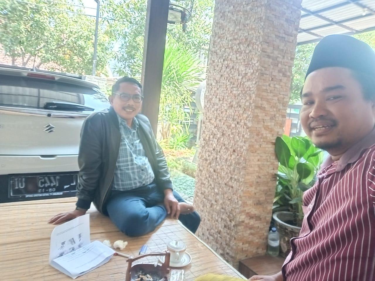 Cak Ali Azhar Tokoh Muda Ajak Pemuda Surabaya Untuk Perangi Berita Hoax