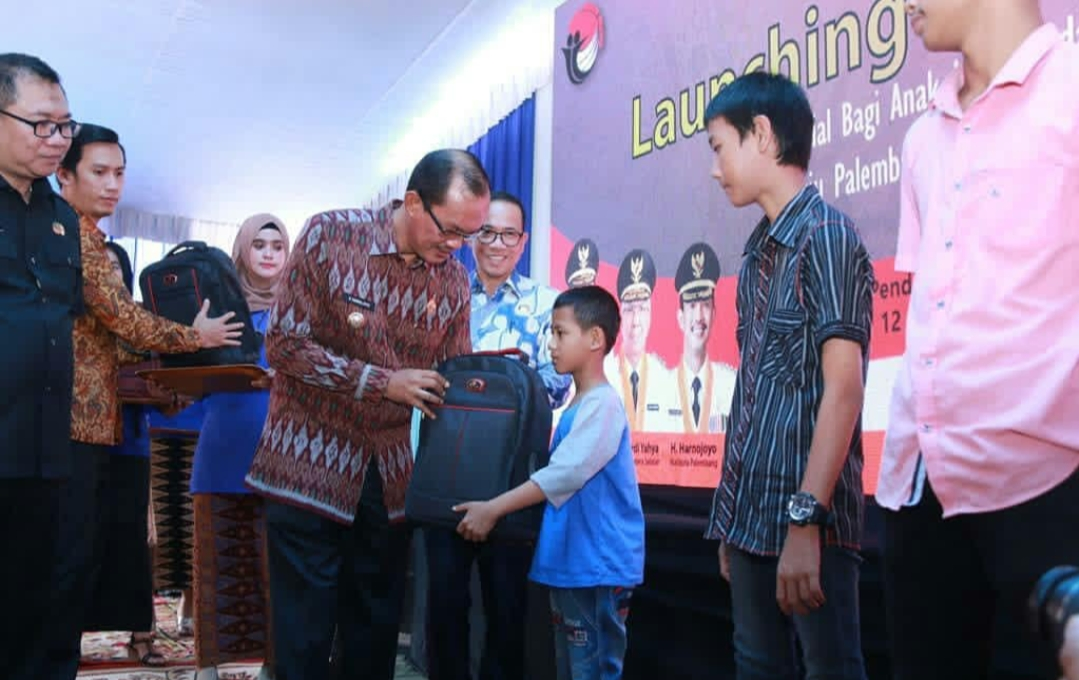 Launching Sekolah Filial Bagi Anjal dan Anak Putus Sekolah