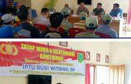Polsek Talisayan Ajak Warga Kampung Manunggal Jaya Cegah Karhutla