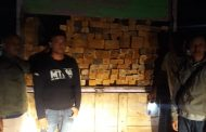 Ini Yang diLakukan Polhutmob Banyuwangi Selatan, Untuk Antisipasi Tindak Pidana Kehutan