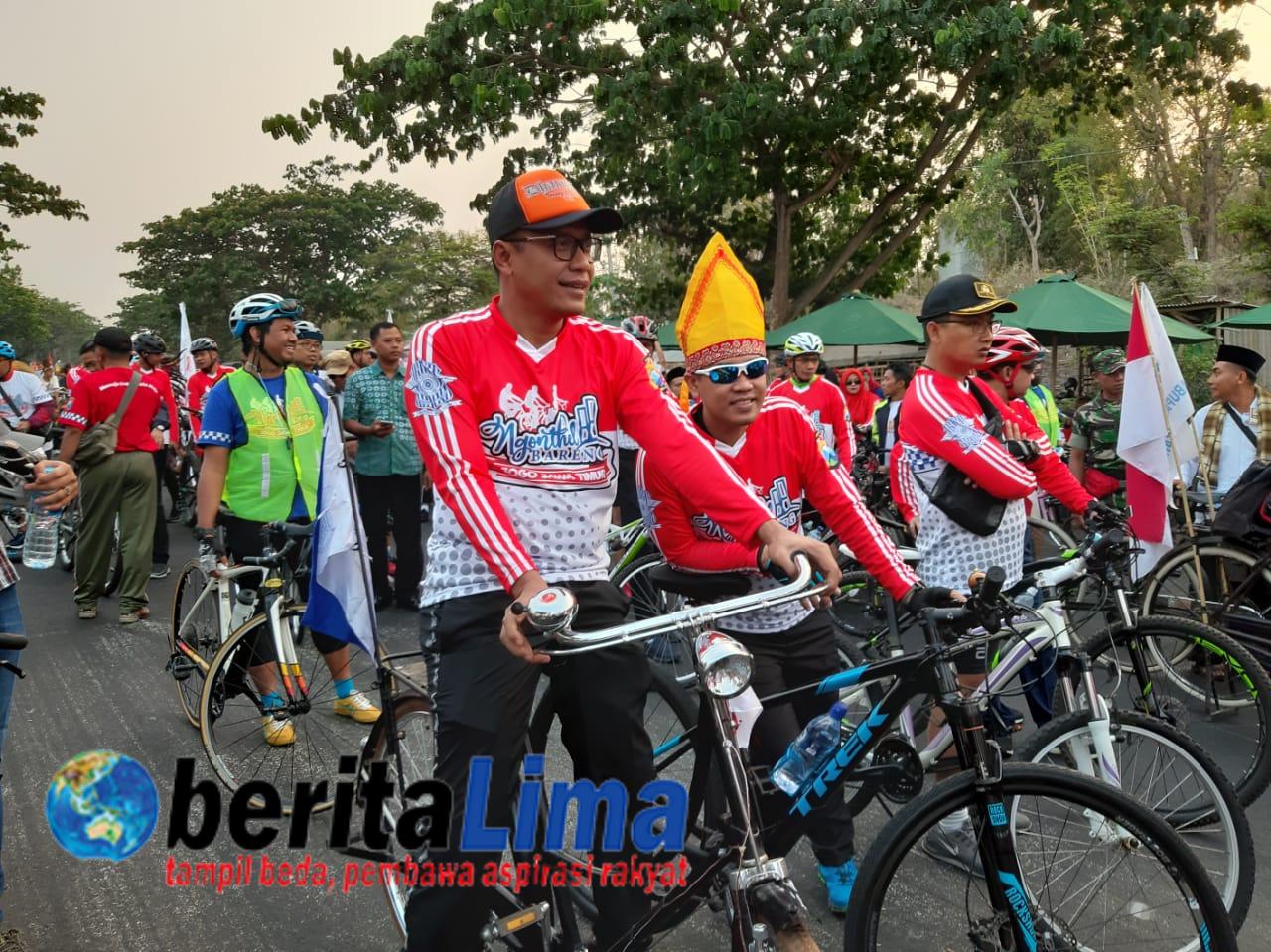 "Ngontel Bareng 3 Pilar ""Jogo Jawa Timur', Kapolres Situbondo Hadir di Mapolda Jatim"