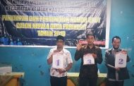 Pilkades Serentak di Wonosobo Memasuki Tahap Penetapan dan Pengundian Nomor Urut