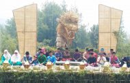 14 Grup Kesenian Ramaikan Baritan Desa Maron