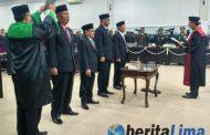 Keempat Kalinya, Ahmad Dhafir Diambil Sumpah untuk Nahkodai DPRD Bondowoso