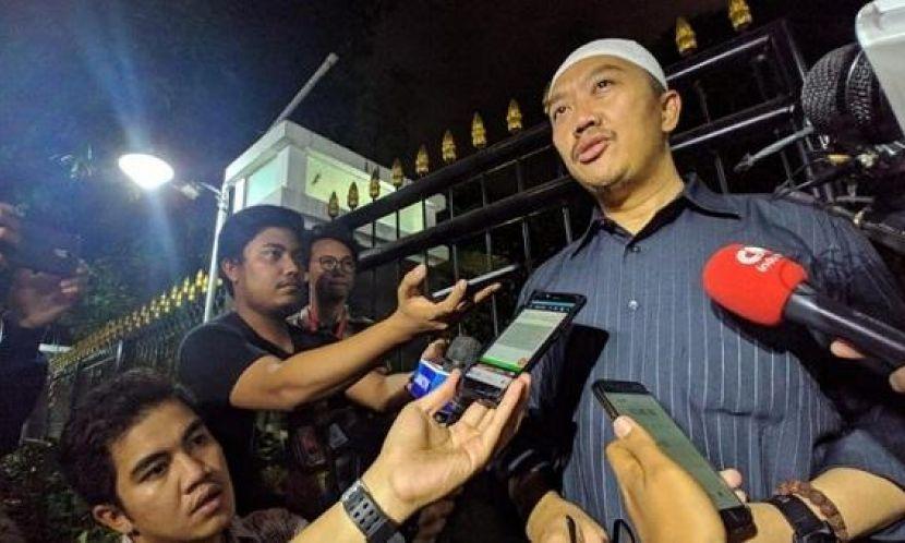 Imam Nahrowi: Tuduhan KPK Harus Dibuktikan di Pengadilan