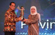Jawa Timur Tempati Peringkat Pertama Borong Anugerah  Wahana Tata Nugraha